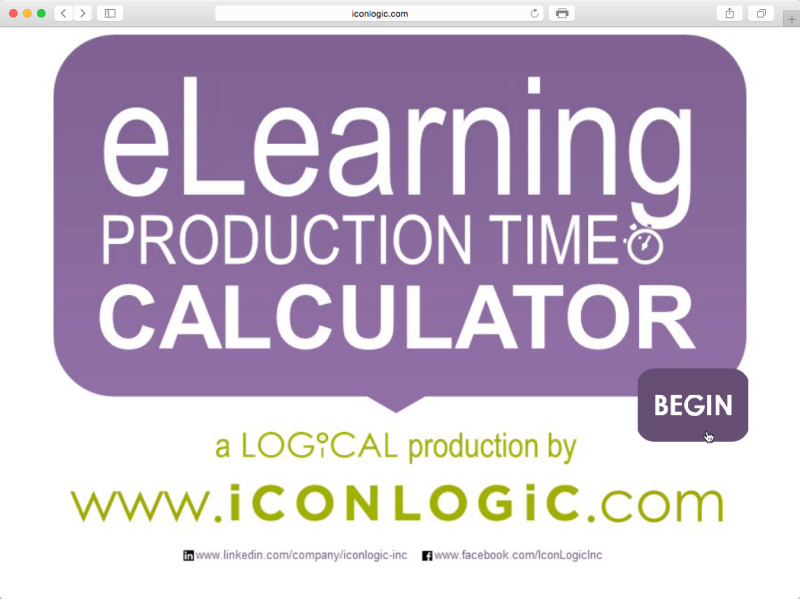 The Logical Blog by IconLogic: eLEARNING DEVELOPMENT